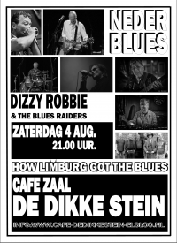 Dizzy Robbie & The Bluesraiders