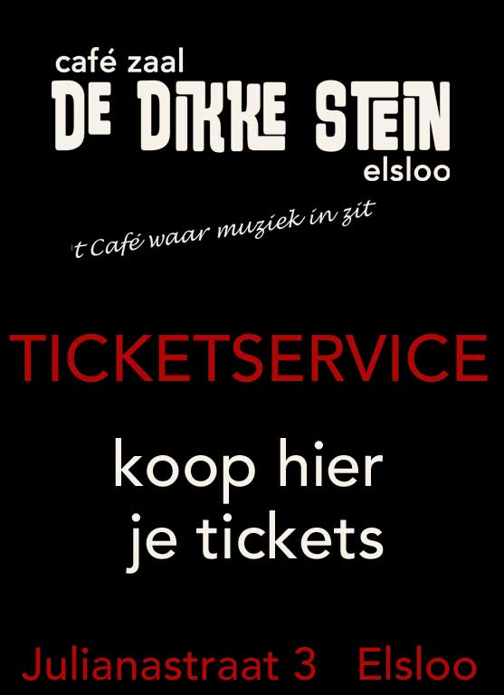 Poster-Ticketservice