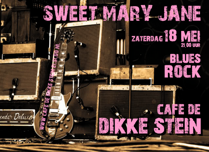 Sweet Mary Jane 18 Mei