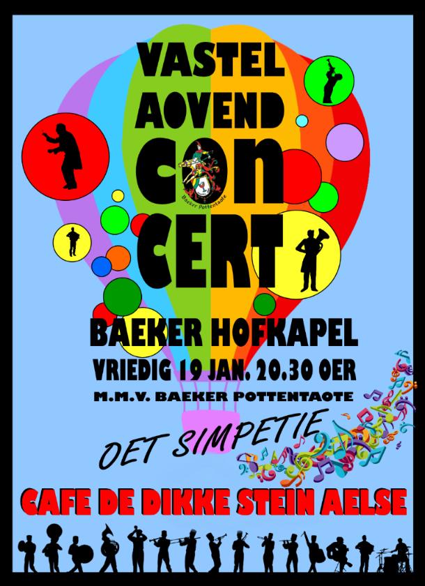 Vastelaovend-concert